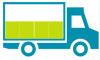 4/8 (Half truck) Load